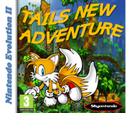 Tails New Adventure Nintendo Evolution II By Silver & Company