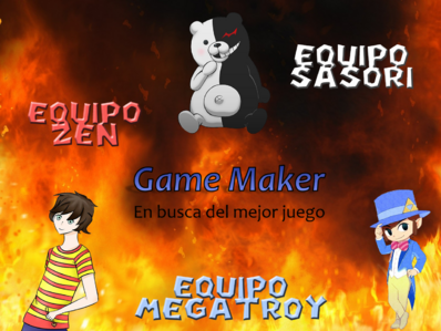 Game Maker Promo By Silver