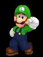Luigi render by nintega dario dbs54yq-pre
