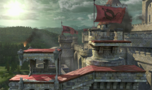 Castillo asediado