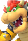 Bowser SSBI Portrait