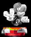Trofeo - Mejor videojuego de plataformas