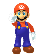 Mario me n64 era render by supermariojumpan dci3add-fullview