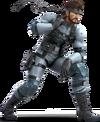 Solid Snake SSSBX