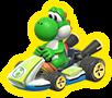 Yoshi MK8