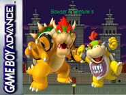 Bowser Adventures GBA-0