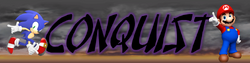 Conquist Logo By Silver & Company