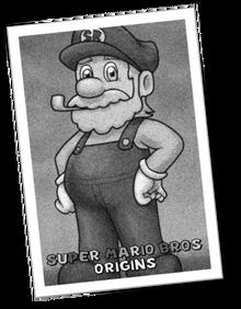 Super Mario Bros Origins Imagen Promocional Señor Bros-0