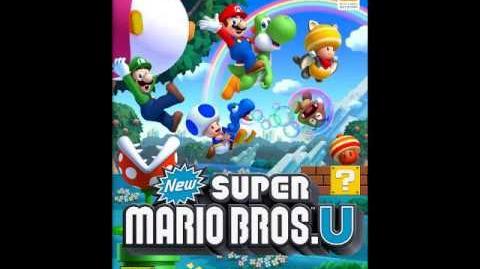 New Super Mario Bros U (Wii U) - Overworld Theme - 10 Hours Extended