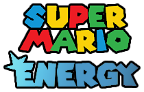 Super Mario Energy Logo