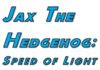 JtH Speed of Light Logo