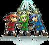 Link - Tri Force Heroes