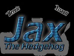Jax The Hedgehog Heroic Assault Logo
