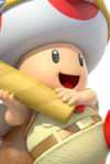 Captain Toad SSBI Portrait