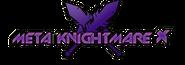Meta Knightmare X Logo