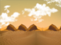 Mundo de desierto