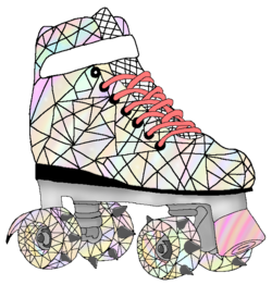 Patines de Cristal by Sarplay