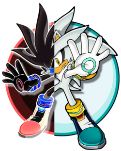Silver the Hedgehog Logo