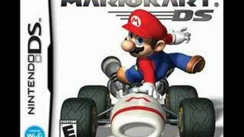 Mario Kart DS End Credits