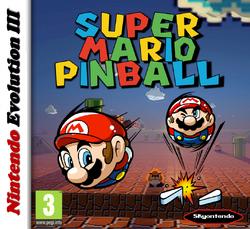 Super Mario Pinball Carátula
