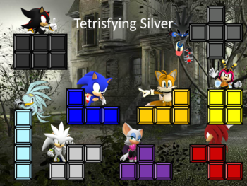 Tetrisfying Silver