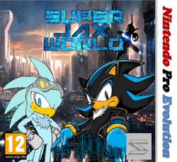 Super Jax World Portada
