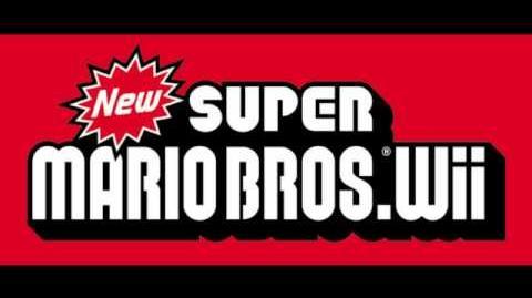 New Super Mario Bros. Wii Music - Castle