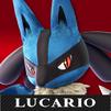 SSB Beyond - Lucario