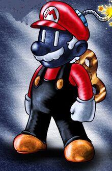 Bomb Mario