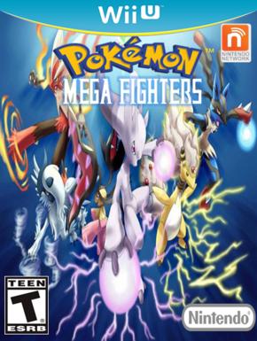 Pokemon Mega Fighters (Wii U)