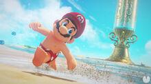Mario Bros Oceanix