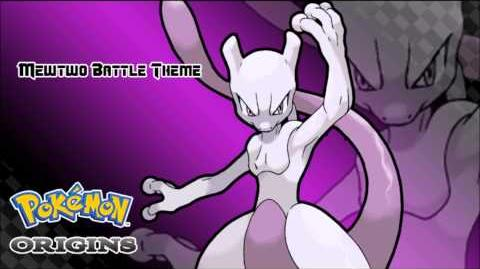 Pokémon The Origins - Mewtwo Battle Theme Recreation (HQ)