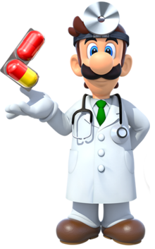 Dr Luigi - Dr Mario Miracle Cure