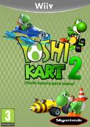 Yoshi Kart 2 Wii V
