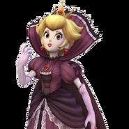 Dark queen peach by real princess peach-d6u7c93