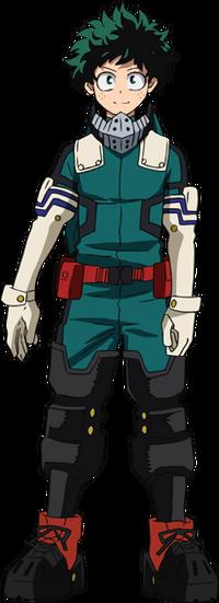 Izuku Midoriya SSSBX