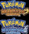 HeartGold SoulSilver logos