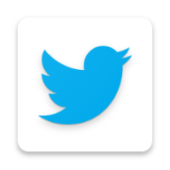 Twitter - Logo cuadrado