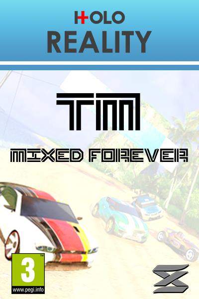 TrackMania Mixed Forever HoloReality