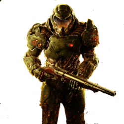 Doom Slayer 2016 SSBI