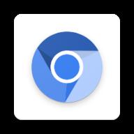 Chromium - Logo cuadrado