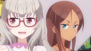 Shizuku senses danger from Umiko