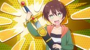 Hajime's sword