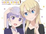 NEW GAME!! Character Song CD Series