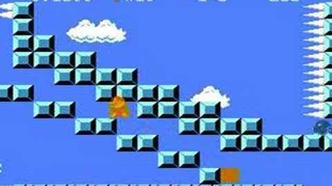 Hard Relay Mario