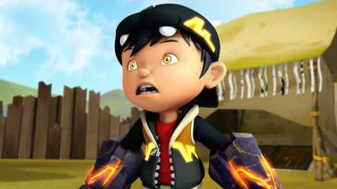 BoBoiBoy Season 2 Episode 13