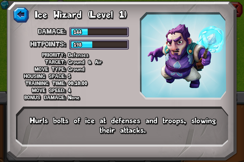 KC Ice Wizard 2