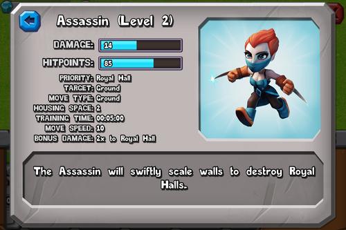 Assassin (Level 2)