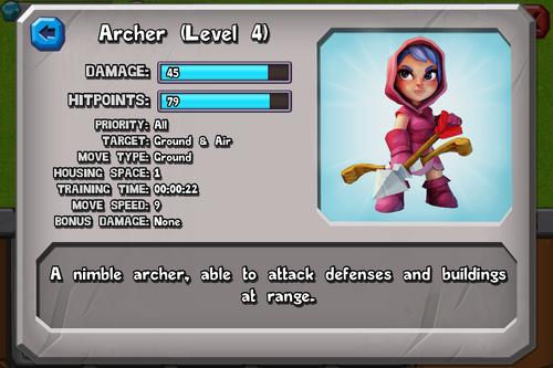 Archer (Level 4)