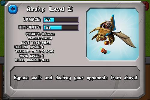 Airship (Level 2)